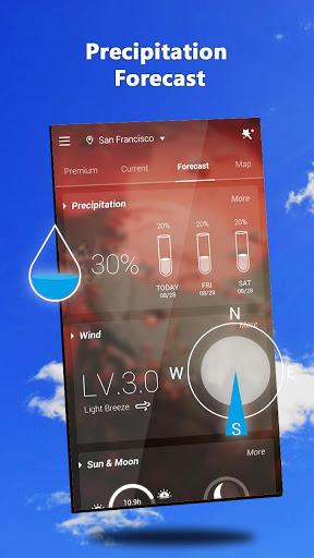 GO Weather – Widget, Theme, Wallpaper, Efficient